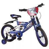 Bicicleta Infantil UniToys Montana Com Amortecedor Aro 16 Azul
