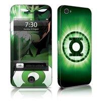 Adesivo Celular Lanterna Verde IPhone 4 Studio Geek