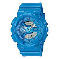 Relógio G-Shock GA-110BC-2ADR Analógico Azul