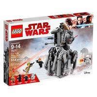 Lego Star Wars Disney Star Wars Episódio Viii Scouter Primeira Ordem 75177