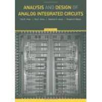 ANALYSIS AND DESIGN OF ANALOG INTEGRATED CIRCUITS - 5TH ED