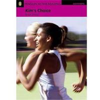 Kim´s Choice - Penguin Active Reading - Easystarts - Includes CD-ROM And Audio Recording