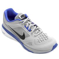 556f8edb88 Tênis Nike Tri Fusion Run MSL Masculino Azul e Cinza