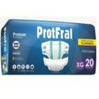 Fralda Geriatrica Protfral Premium Xg C/20