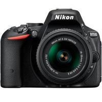 Câmera Nikon DSLR D5500 24.2MP Lente 18-55mm