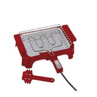 Churrasqueira Eletrica Anurb Petit Vermelha 110V
