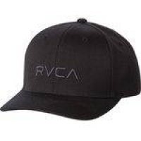 Boné RVCA Flex Fit Class C Preto