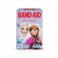 Curativo Band-aid Dec 25un-cx Frozen