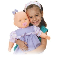 Boneca Lider Xupetuca Fala Comigo Bebe 0339