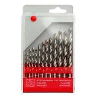 Jogo de Brocas BR Tools Ar H1302-4 13 Unidades (2.0-8.0) x 0,5mm