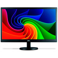 Monitor AOC LED 15.6 E1670SWU