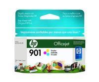 Cartucho de Tinta HP 901 Tricolor CC656AL