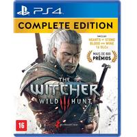 Jogo The Witcher 3 Wild Hunt Complete Edition Playstation 4 Sony