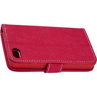 Capa para Celular e Cartão Iphone 4S Case Mix Vermelho
