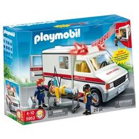 Playmobil City Ambulância 5952