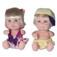 Bonecas Bebê Candide Babies Expressões Gêmeos