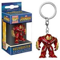 Chaveiro Funko Pop Keychain Marvel Infinity Hulkbuster