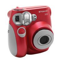 Câmera Instantânea Polaroid PIC300 Vermelha