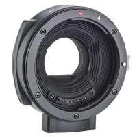 Adaptador Eletrônico Lente Canon Eos s e Para Câmeras Sony E mount eos s e Af