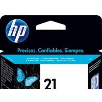 Cartucho de Tinta HP 21b C9351AB Preto