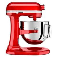 Batedeira Stand Mixer Kitchenaid Proline 6.9 Litros Candy AppleVermelho