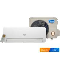 Ar condicionado Split Springer Midea Inverter 9 000 Btus Quente e Frio HW SPR INV9 QF