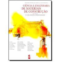 Ciência e engenharia de materiais de construção