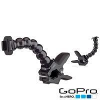 Suporte Flexível com Fixação por Garra para Câmeras GoPro