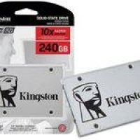 Ssd Desktop Notebook Ultrabook Kingston Suv400s37/240g Uv400 240gb 2.5 Sata Iii Blister