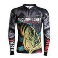 Camiseta River Monster Tucuna Fisher - Tamanho GG
