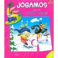 Jogamos Com Os Looney Tunes!: Livro Quebra-Cabeça