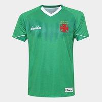 Camisa de Goleiro Vasco II 2018 s n° Torcedor Diadora Masculina - Masculino e5c2ce5d0a029