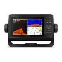 GPS e Sonar / ChartPlotter Garmin ECHOMAP PLUS 62cv (s/ Transducer)