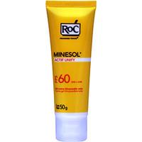 Protetor Solar RoC Minesol Actif FPS 60 50