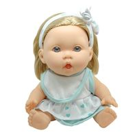 Boneca Bebê Candide Betsy Doll Um Dia de Mestre Cuca Azul