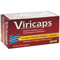 Viricaps Maxinutri 60 Cápsulas