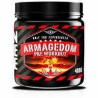 Armagedom Pré-Treino 40 Doses Melancia - Synthesize Nutrition Science