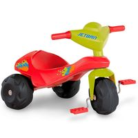 Triciclo Bandeirante Jet Ban Vermelho