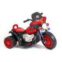 Mini Moto Elétrica Strada Vermelha 1347 - Unitoys