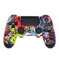 Controle Sem Fio Playstation 4 Sticker Cartoon Gg Controles