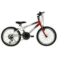 Bicicleta Athor Evolution Aro 20 Vermelha