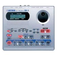 Bateria Eletrônica Digital Portátil Boss DR-3 Dr. Rhythm