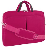 Bolsa para Notebook 15.6 Multilaser Feminina Rosa