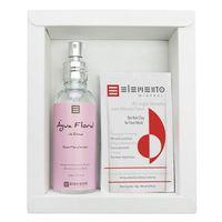 Elemento Mineral Rosas Kit Argilas Spray Hidratante Facial