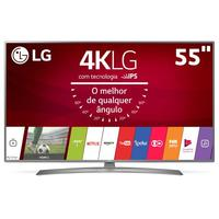 Smart TV LED 55'' Ultra Hd 4k LG 55UJ6585