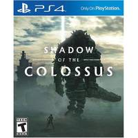 Shadow of the Colossus PlayStation 4 Sony