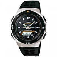 00b0b2459c5 Relógio Masculino Analógico e Digital Casio Aqs800w Preto