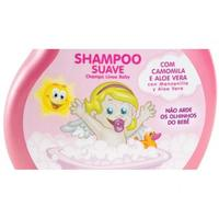 Shampoo Infantil Nova Muriel Baby Menina 100ml