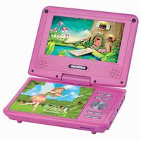 DVD Portátil Mondial Fadas Encantadas D-12