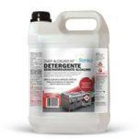 Detergente Desengordurante Alcalino Chef 5 Litros Renko